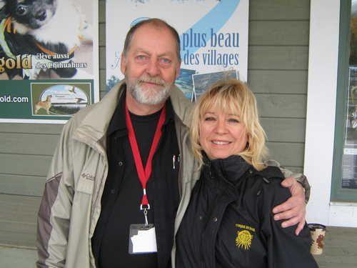 Denis Jacques & Louise Marion