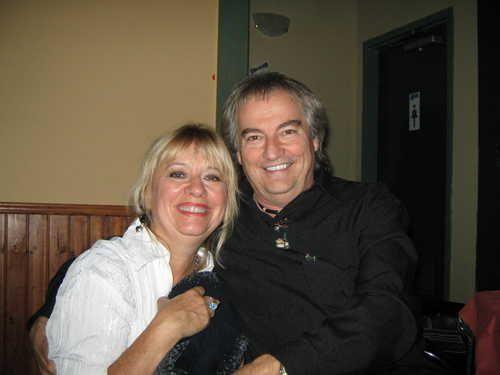 Gérald Trudel & Louise Marion