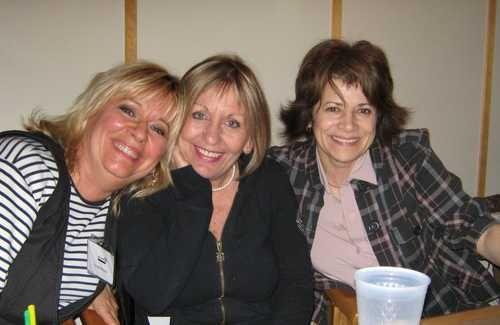 Louise Marion, Pierrette joly et Martine Tremblay