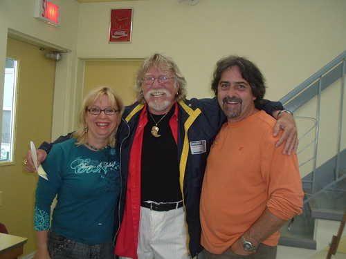 Louise Marion, Tex Lecor et Yvon St-Aubin