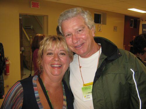 Yves Groulx et Louise Marion