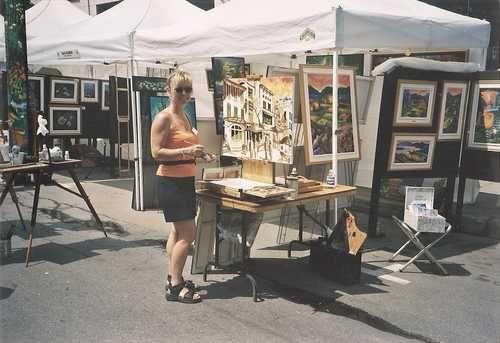 2003 Festival des arts de Montreal