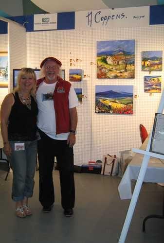 Louise Marion & André Coppens