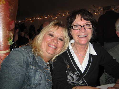 Louise Marion & Pauline Boudreau