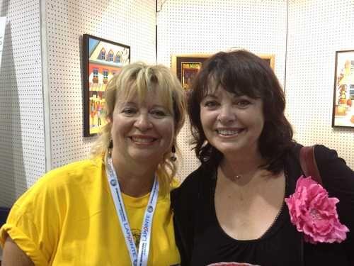 Louise Portal & Louise Marion