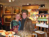 2009 Nuit de la peinture a la Galerie Royale de Québec
