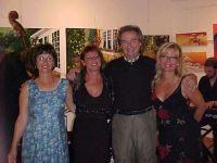 2002 Galerie Sala barna a Barcelone, Espagne