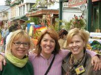 Louise Marion , Lynn Garceau & Cathy Clavette
