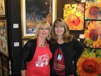 Louise Marion & Ginette Paquette