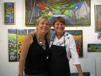 Louise Marion & Marlene Vachon